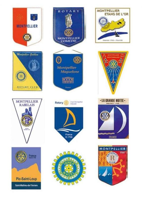Logos12 clubs